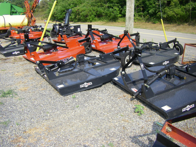 Kodiak, Pulsar, Lucknow Rotary Brushcutters | Peter Chase