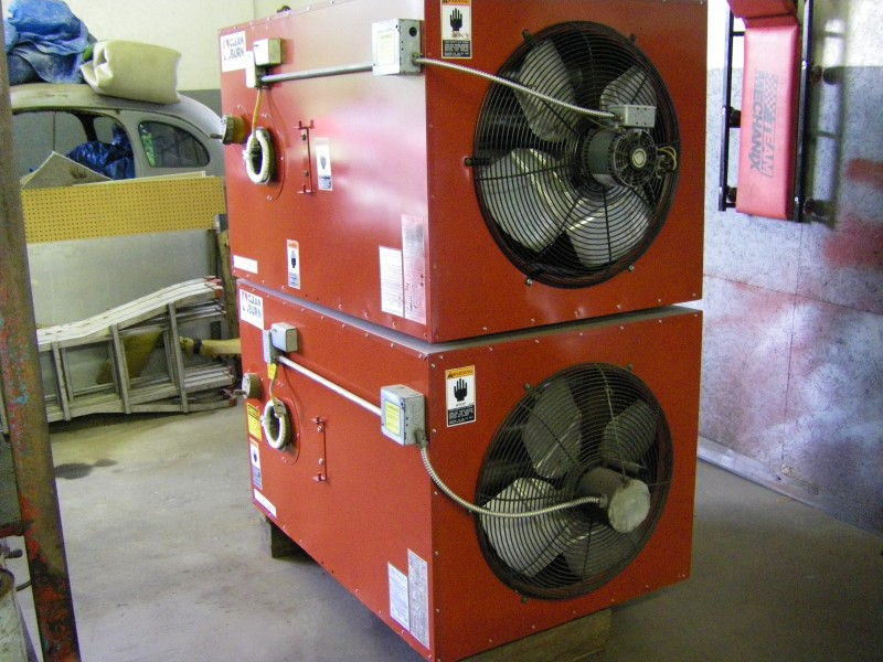 Reconditioned Clean Burn Furnaces Peter Chase Enterprises